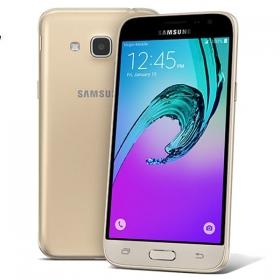 Samsung Galaxy J3 (2016)  DualSim Arany Okostelefon (SM-J320FZDDXEH)