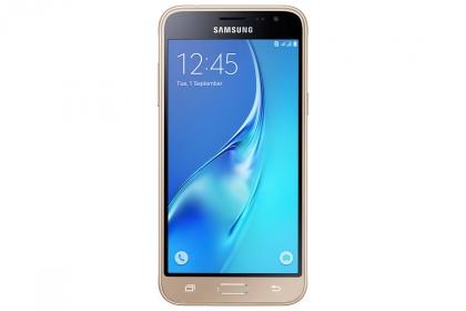 Samsung Galaxy J3 (2016) Arany Okostelefon (SM-J320FZDNXEH)
