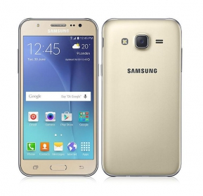 Samsung Galaxy J5 SM-J500FN Dual Sim Arany Okostelefon (SM-J500FZDDXEH)