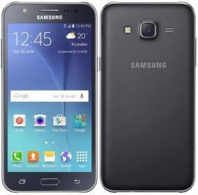 Samsung Galaxy J5 SM-J500FN Dual Sim Fekete Okostelefon (SM-J500FZKDXEH)