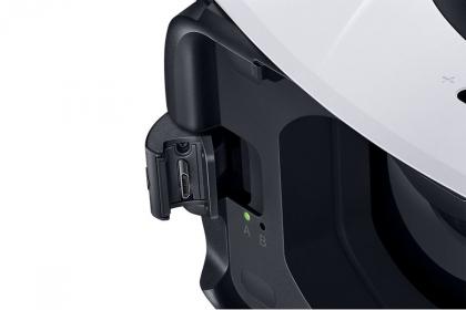 Samsung SM-R322 Gear VR jégfehér szemüveg (SM-R322NZWAXEH)