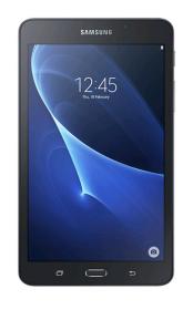 Samsung Galaxy Tab A T280 (2016) 7.0 8GB Fekete tablet (SM-T280NZKAXEH)