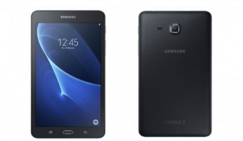 Samsung Galaxy Tab A T285 (2016) 7.0 8GB 4G/LTE Fekete tablet (SM-T285NZKAXEH)