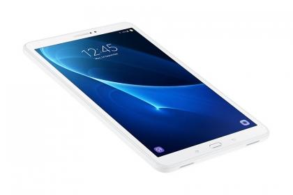 Samsung Galaxy Tab A 10.1 (SM-T585) 16GB Fehér Wi-Fi+LTE Tablet (SM-T585NZWAXEH)