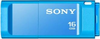 Sony MicroVault X 16GB USB3.0 Világoskék Pendrive (USM16GXL)