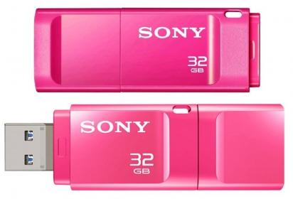 Sony MicroVault X 32GB USB 3.0 Rózsaszín Pendrive (USM32GXP)