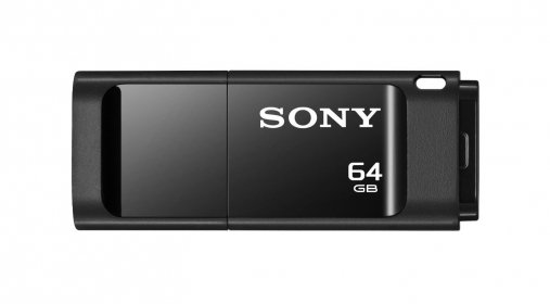 Sony MicroVault X 64GB USB3.0 Fekete Pendrive (USM64GXB)