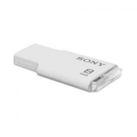 Sony MicroVault Style 8GB USB2.0 Fehér Pendrive (USM8GM)