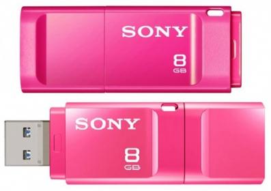Sony MicroVault X 8GB USB3.0 Rózsaszín Pendrive (USM8GXP)