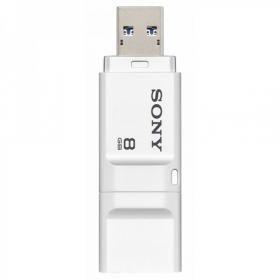 Sony MicroVault X 8GB USB3.0 Fehér Pendrive (USM8GXW)