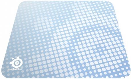 SteelSeries QCK Frost kék mintás egérpad (C7012093)