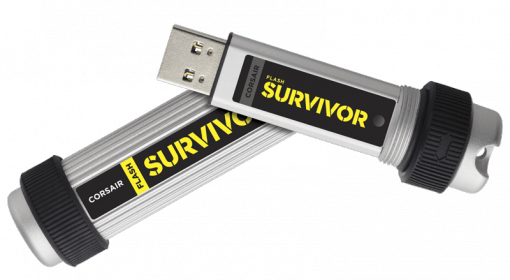 Corsair Survivor 16GB Pendrive (CMFSV3B-16GB)