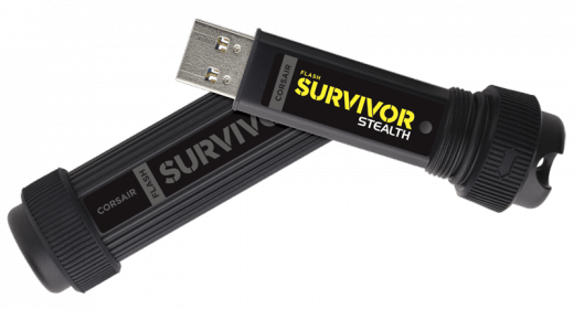 Corsair Survivor Stealth 32GB Pendrive (CMFSS3B-32GB)