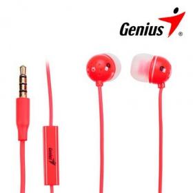 Genius HS-M210 pink mikrofonos mobil headset (31710183104)
