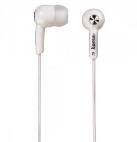 Hama HK-2114 In-Ear mikrofonos fehér fülhallgató (122689)
