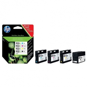 HP 932XL/933XL fekete-színes multipack tintapatron csomag (C2P42AE)