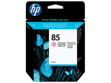 HP 85 világos magenta tintapatron (C9429A)