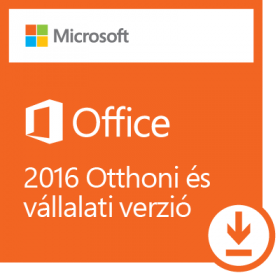 Microsoft Office 2016 Home and Business ESD Magyar (T5D-02316)