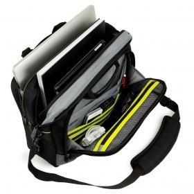 Targus City Gear Notebook Táska 15,6'' Fekete (TCG460EU)