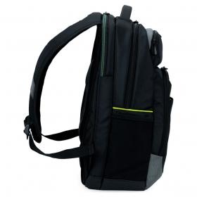 Targus City Gear Notebook Hátitáska 15,6'' Fekete-Szürke (TCG660)