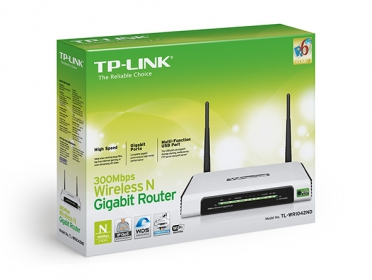 TP-LINK TL-WR1042ND 300M Router
