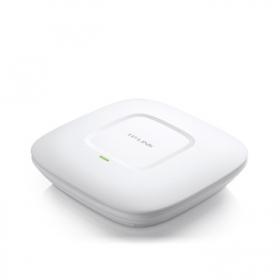 TP-LINK EAPTP-LINK WIRELESS ACCESS POINT DUAL BAND AC1200 MENNYEZTRE RÖGZÍTHETŐ, EAP225110 300Mbps wireless N plafonra szerelhető Access Point