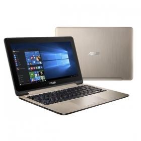 ASUS VivoBook Flip TP201SA-FV0008D Arany Notebook (90NL00C2-M01860)