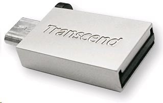 Transcend JetFlash 380 8GB Pendrive Silver (TS8GJF380S)