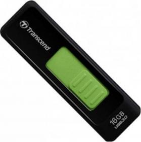 Transcend  JetFlash 760 16GB USB3.0 Fekete-Zöld Pendrive (TS16GJF760)