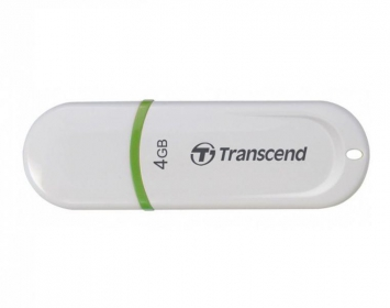 Transcend JetFlash 330 4GB USB2.0 Fehér Pendrive (TS4GJF330)