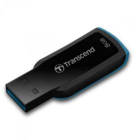 Transcend JetFlash 360 8GB USB2.0 Fekete-Kék Pendrive (TS8GJF360)