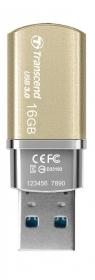 Transcend JetFlash 820  16GB  USB3.0 Arany Pendrive (TS16GJF820G)