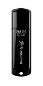 Transcend JetFlash 700 32GB USB3.0 Fekete Pendrive (TS32GJF700)