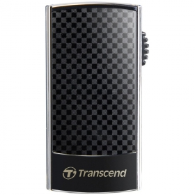 Transcend JetFlash 560 16GB USB2.0 Fekete-Ezüst Pendrive (TS16GJF560)