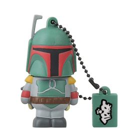 TRIBE STAR WARS Boba Fett 8GB USB2.0  Pendrive (FD007403)