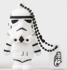 TRIBE STAR WARS Stormtrooper 8GB USB2.0 Pendrive (FD007402)
