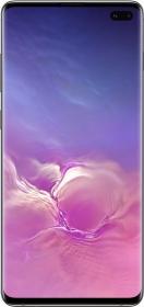 Samsung Galaxy S10+ SM-G975F 512GB Dual Sim CERAMIC BLACK Okostelefon (SM-G975FCKGXEH)