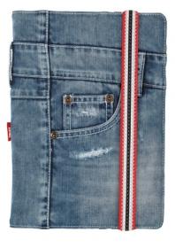 Trust Jeans Folio Stand 10'' Kék Tablet Tok (19482)