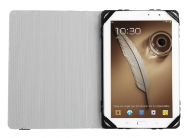 Trust Ruo Rotating Cover 7-8'' Fekete Tablet Tok (19549)