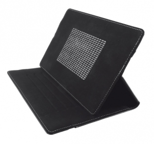 Trust Stick&Go; Folio Case with Stand 7-8'' Fekete Tablet Tok (19659)