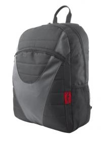 "Trust Lightweight Backpack 16"" Fekete-Szürke Notebook Hátitáska (19806)"