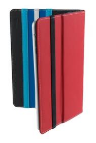 Trust Reverso Reversible Folio 7-8'' Fekete-Piros Univerzális Tablet Tok (19807)