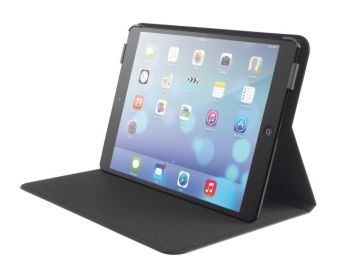 Trust Aeroo Ultrathin Folio Stand for iPad Air Fekete Tablet Tok (19838)