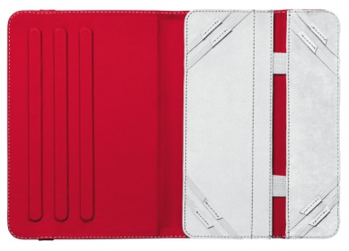 Trust Verso Universal Folio Stand 7-8'' Piros Tablet Tok (19901)