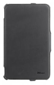 Trust Stile Folio Case for Galaxy Tab3 Lite Fekete Tablet Tok (19967)