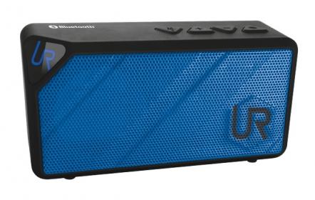 Trust Urban Yzo Bluetooth Vezeték nélküli Kék Hangszóró (20028)