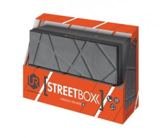 Trust StreetboXX Bluetooth Vezeték nélküli Fekete-Szürke Hangszóró (20164)