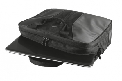 Trust Modena Carry Bag 16'' Fekete Notebook Táska (20356)