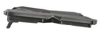 Trust GXT 278 Notebook Cooling Stand Hűtőpad,Fekete (20817)