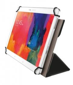 Trust Aexxo Universal Folio Case 10,1'' Fekete Tablet Tok (21068)